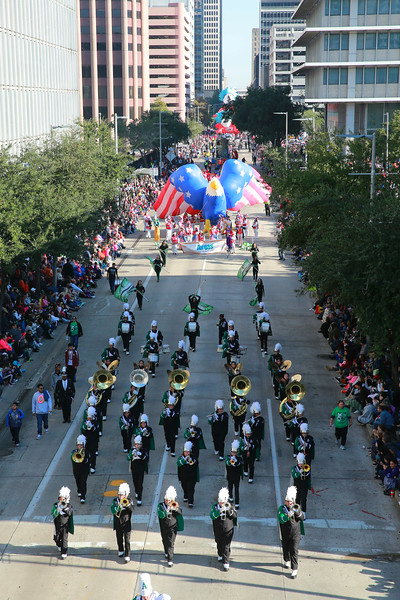 Parade de Thanksgiving 2017 Houston