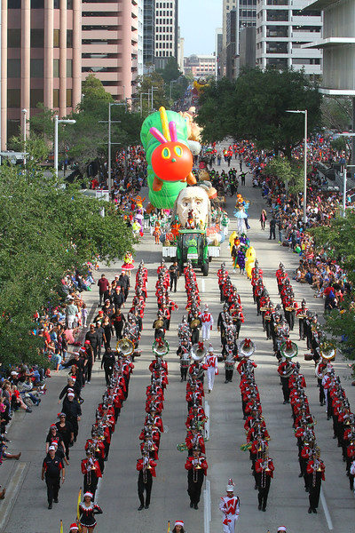 Parade de Thanksgiving a Houston