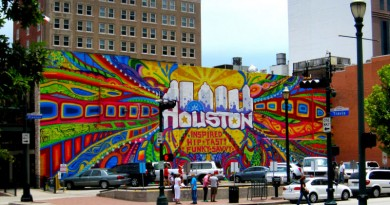 Visites guidees gratuites Houston Texas USA