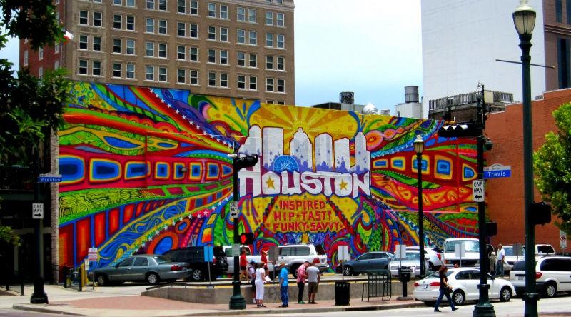 Visites guidees gratuites Houston Texas USA