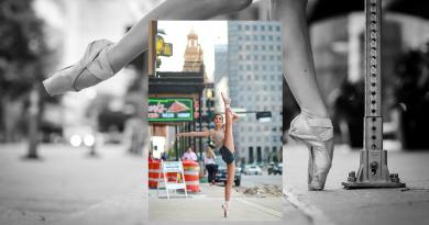 Ashkan Roayaee Ballet and Yoga Project Houston