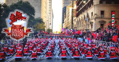 Dallas Holiday Parade 2017